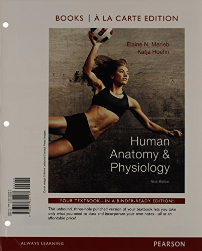 9780321871541: Human Anatomy & Physiology, Books a la Carte Edition and NEW MasteringA&P with Pearson eText