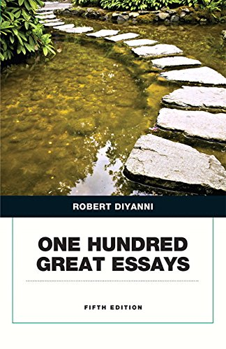 9780321872630: One Hundred Great Essays (Penguin Academic Series) (5th Edition)