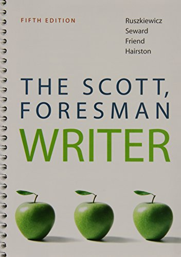 9780321873439: Scott, Foresman Writer, The (with NEW MyCompLab with Pearson eText) (5th Edition)