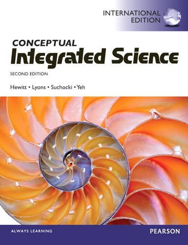 9780321873989: Conceptual Integrated Science: International Edition