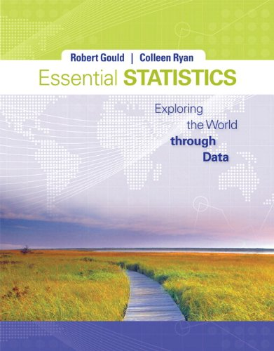 9780321876232: Essential Statistics Plus NEW MyStatLab with Pearson eText -- Access Card Package