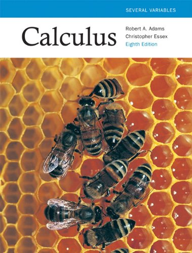 9780321877413: Calculus: Several Variables (8th Edition)