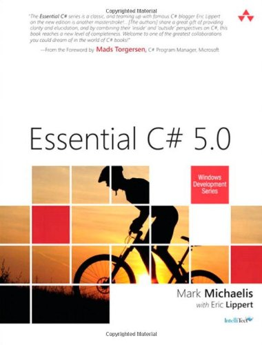 9780321877581: Essential C# 5.0 (Microsoft Windows Development Series)