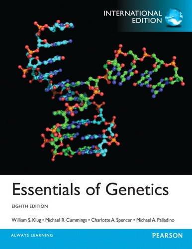 9780321877826: Essentials of Genetics