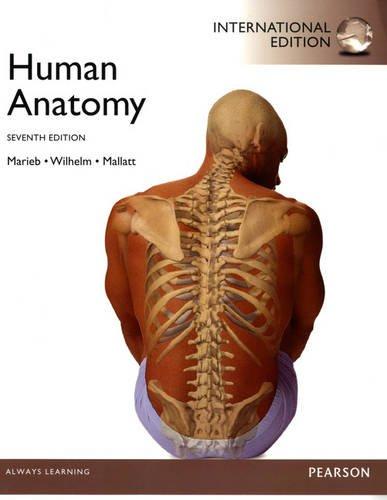 9780321878083 Human Anatomy Abebooks Wilhelm Mallat Marieb