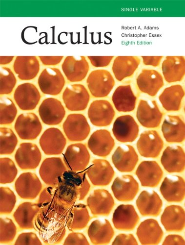 9780321880208: Calculus: Single Variable, Eighth Edition with MyMathLab (8th Edition)