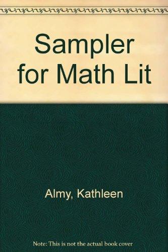 Sampler for Math Lit: Almy, Kathleen, Foes,