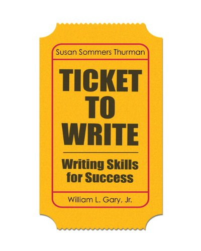 9780321881458: Ticket to Write: Writing Skills for Success with