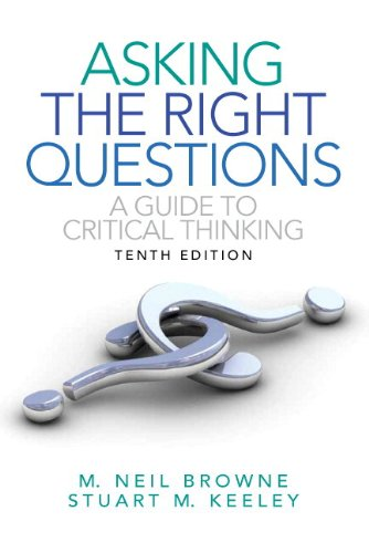 9780321881687: Asking the Right Questions: A Guide to Critical Thinking with NEW MyCompLab -- Access Card Package (10th Edition)