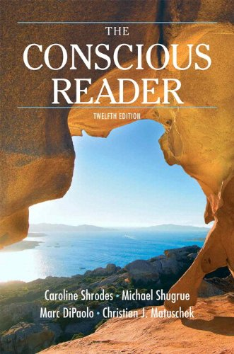 9780321881977: Conscious Reader, The, with NEW MyCompLab -- Access Card Package (12th Edition)