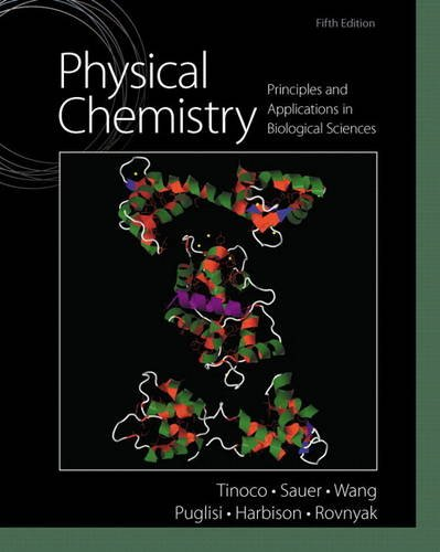 9780321883315: Physical Chemistry: Principles and Applications in Biological Sciences Plus MasteringChemistry with Pearson eText -- Access Card Package (5th Edition)