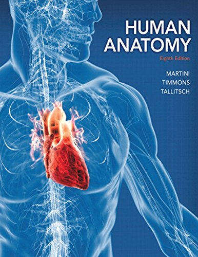 9780321883322: Human Anatomy (8th Edition) - Standalone book