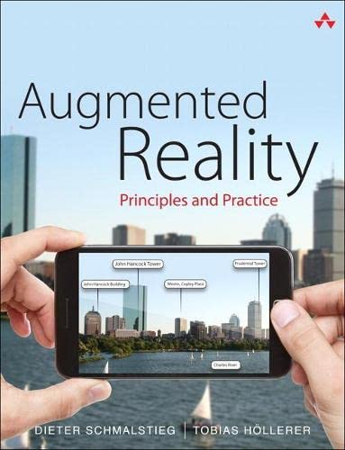 9780321883575: Augmented Reality: Principles and Practice