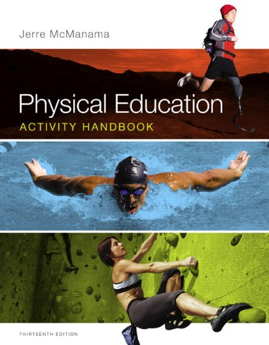 Physical Education Activity Handbook (Paperback)