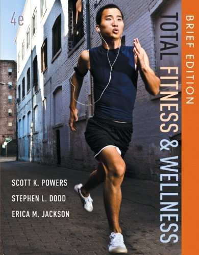 9780321883667: Total Fitness and Wellness, Brief Edition (4th Edition)