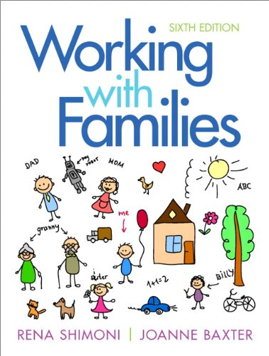 9780321883803: Working with Families (6th Edition)