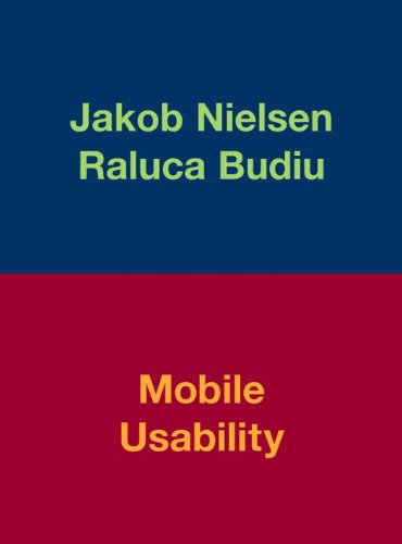 9780321884480: Mobile Usability