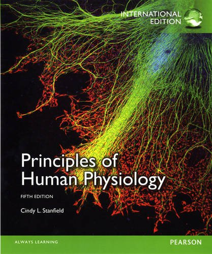 9780321884619: Principles of Human Physiology