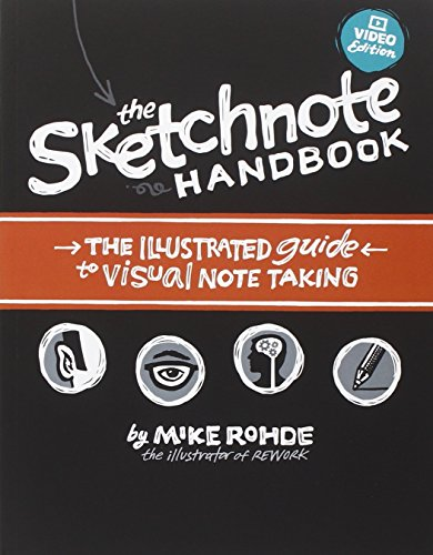 9780321885111: Sketchnote Handbook Video Edition, The:the illustrated guide to visualnote taking
