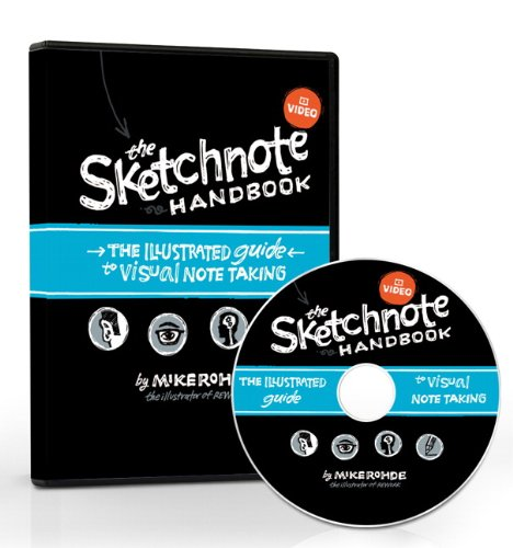 9780321885135: The Sketchnote Handbook Video: the illustrated guide to visual note taking