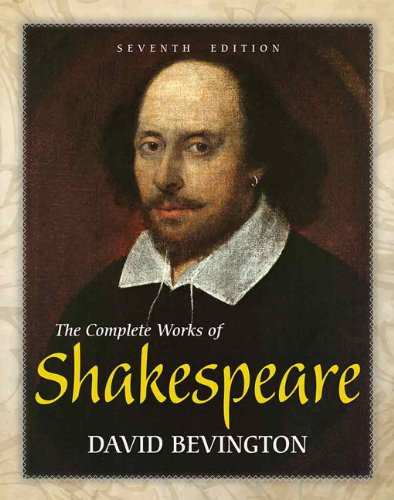 9780321886514: The Complete Works of Shakespeare (7th Edition)