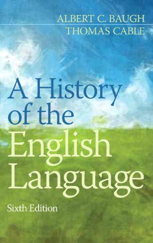 9780321887078: A History of the English Language Plus NEW MyCompLab -- Access Card Package (6th Edition)