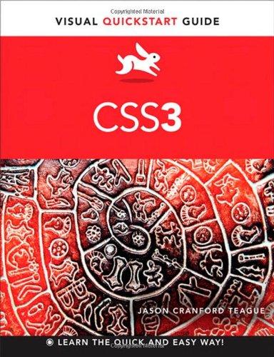 9780321888938: CSS3: Visual QuickStart Guide (6th Edition)