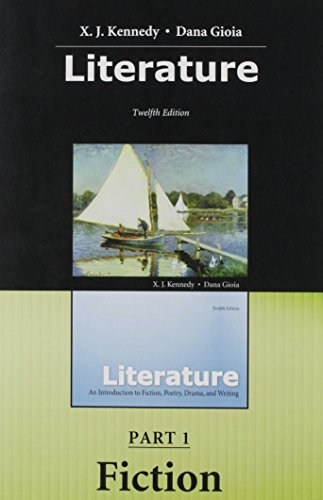 LITERATURE PORTABLE EDTN&NEW MLL/ETX & LIT COLLECTION ETEXT (12th Edition): Kennedy, X...