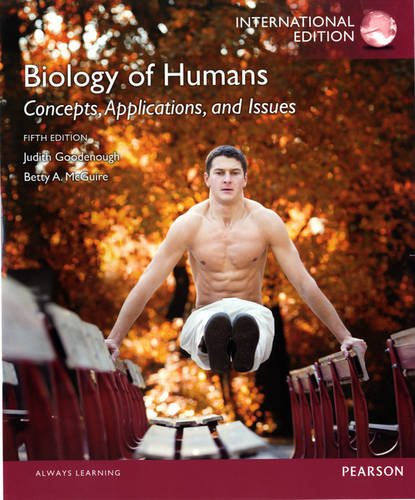 9780321891334: Biology of Humans: Concepts, Applications, and Issues