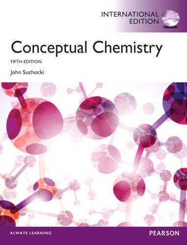 9780321892348: Conceptual Chemistry: International Edition