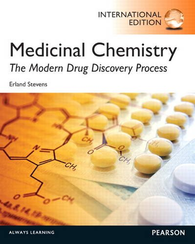 9780321892706: Medicinal Chemistry:The Modern Drug Discovery Process: International Edition