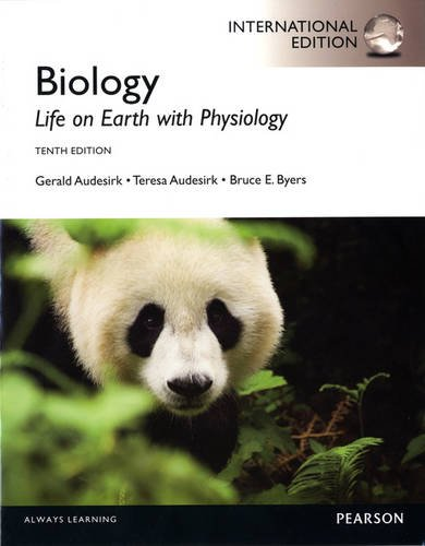 9780321892713: Biology: Life on Earth with Physiology: International Edition