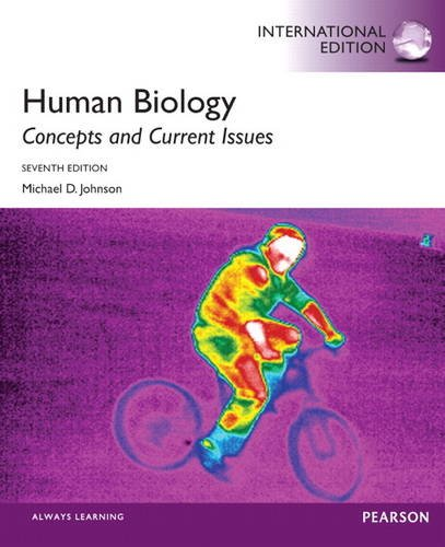 9780321894021: Human Biology: Concepts and Current Issues