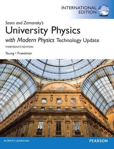 9780321894700: University Physics with Modern Physics Technology Update