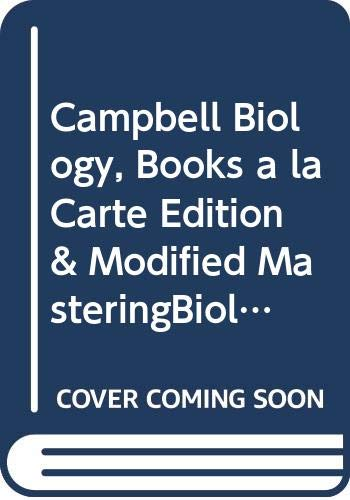 9780321895561: Campbell Biology, Books a la Carte Edition & Modified MasteringBiology with Pearson eText - Access Card Package