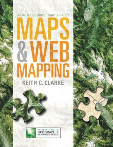 9780321896827: Maps & Web Mapping