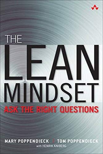9780321896902: The Lean Mindset: Ask the Right Questions (Addison Wesley Signature Series)