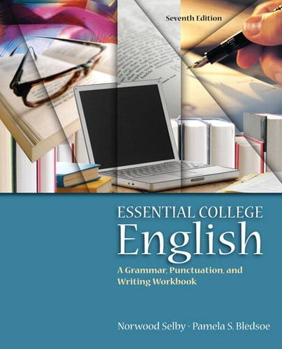 9780321897152: Essentials College English Plus New Mywritinglab Access Code Card
