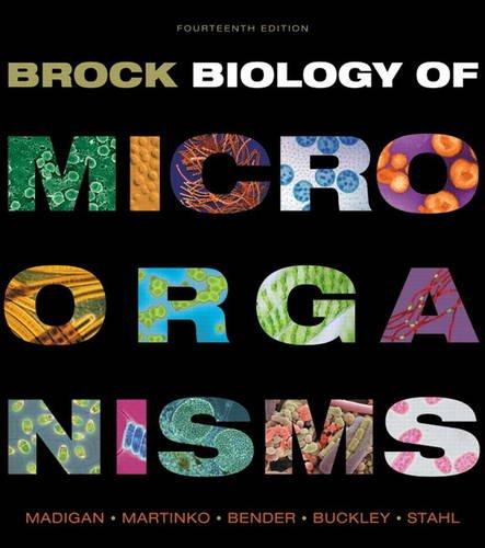 9780321897398: Brock Biology of Microorganisms (14th Edition)