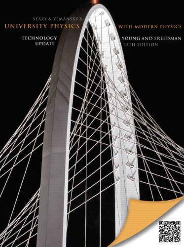 9780321897961: University Physics with Modern Physics Technology Update (13th Edition)