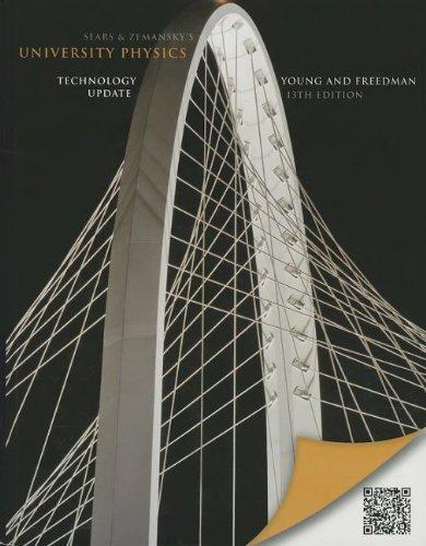 9780321898029: University Physics Technology Update (13th Edition)