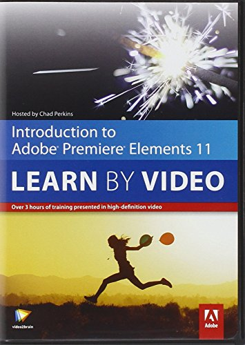 9780321898357: Introduction to Adobe Premiere Elements 11: Learn by Video