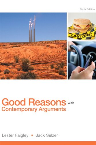 9780321900210: Good Reasons with Contemporary Arguments (6th Edition)