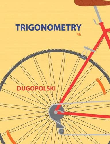 9780321900340: Trigonometry plus NEW MyLab Math -- Access Card Package (4th Edition) (Dugopolski Precalculus Series)