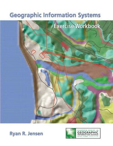 9780321901378: Exercise Workbook for Geographic Information Systems