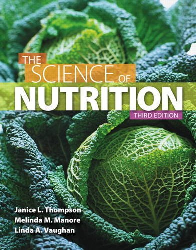 9780321901835: Science of Nutrition, The, Plus MasteringNutrition with MyDietAnalysis with eText -- Access Card Package (3rd Edition)