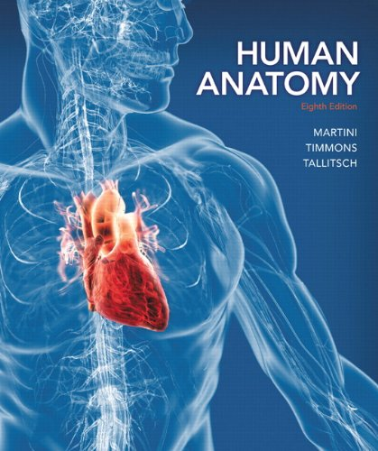 Human Anatomy Plus MasteringA&P with eText -- Access Card Package (8th Edition): Martini, ...