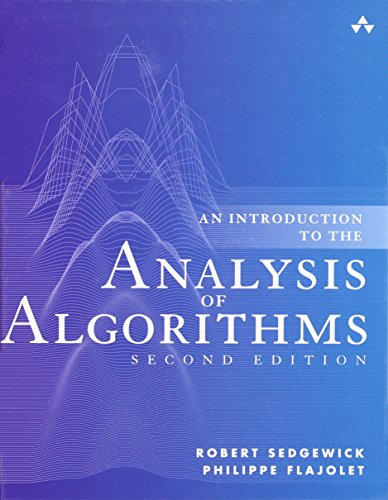 9780321905758: An Introduction to the Analysis of Algorithms (2nd Edition)