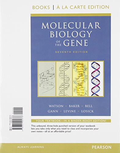 9780321906441: Molecular Biology of the Gene + MasteringBiology with Pearson eText Access Code