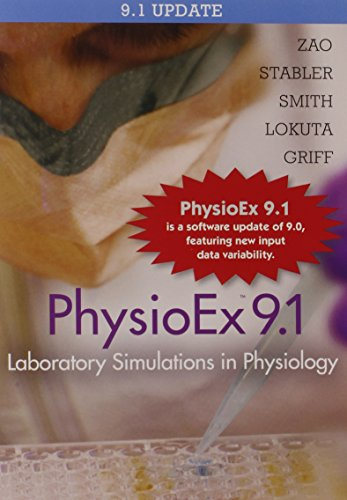 9780321907127: PhysioEx 9.1 CD-ROM (Integrated Component)